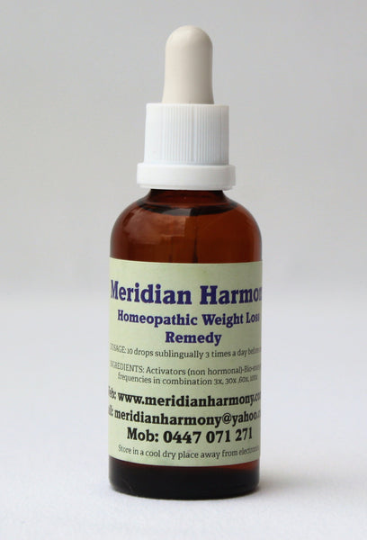 Meridian Harmony Weight Management Remedy