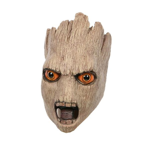 xcoser-de,Guardians of the Galaxy Vol. 2 Groot Mask Full Head of Latex Mask for Halloween Cosplay,Guardians of the Galaxy Vol. 2 Maske