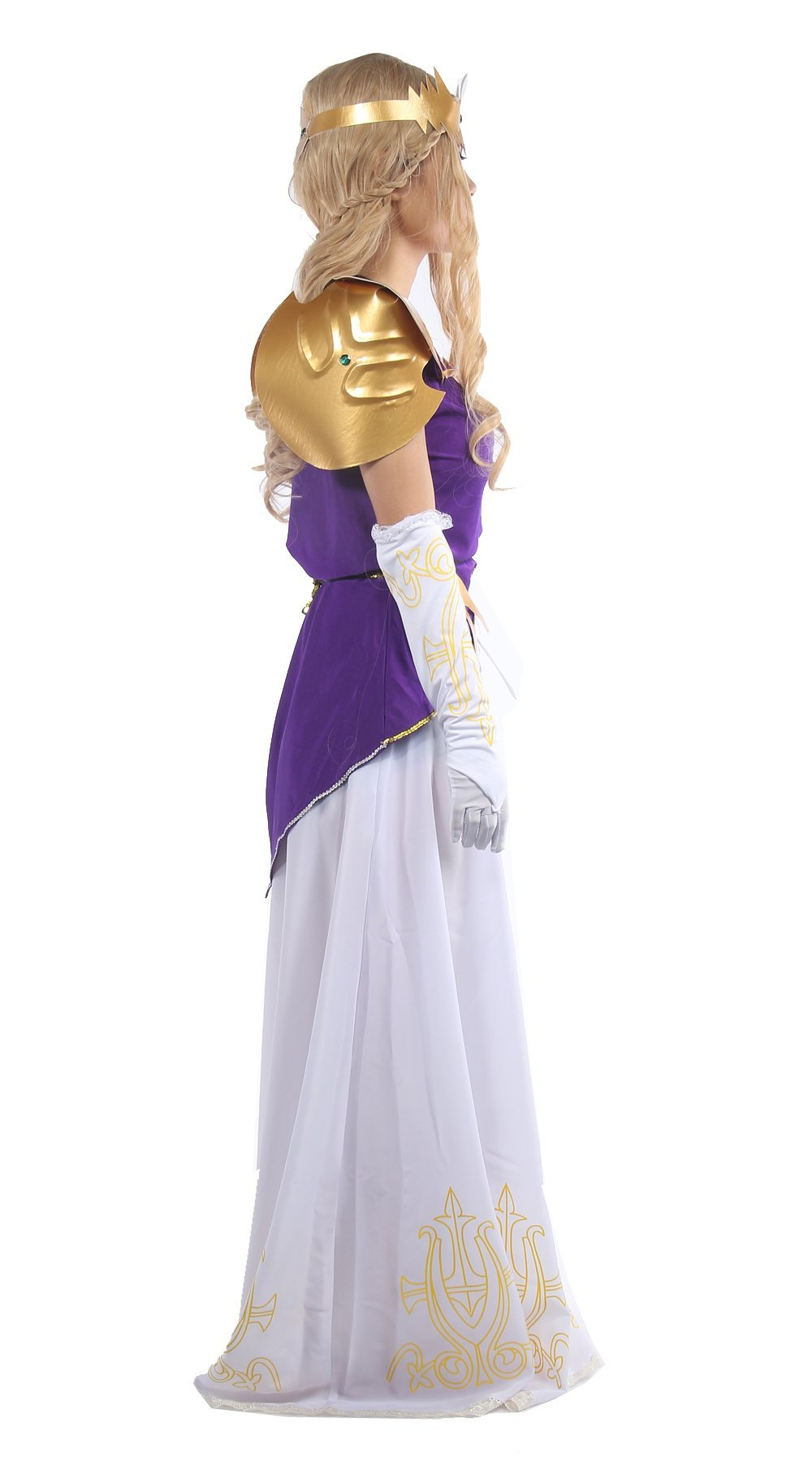xcoser-de,Princess Zelda Costume The Legend of Zelda Cosplay Dress,Game Cosplay,Themes