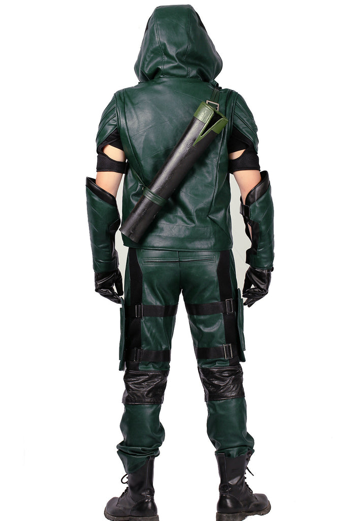 xcoser-de,The Arrow Kostüm The Arrow season 4 Cosplay Kleidung,The Arrow Kostüm