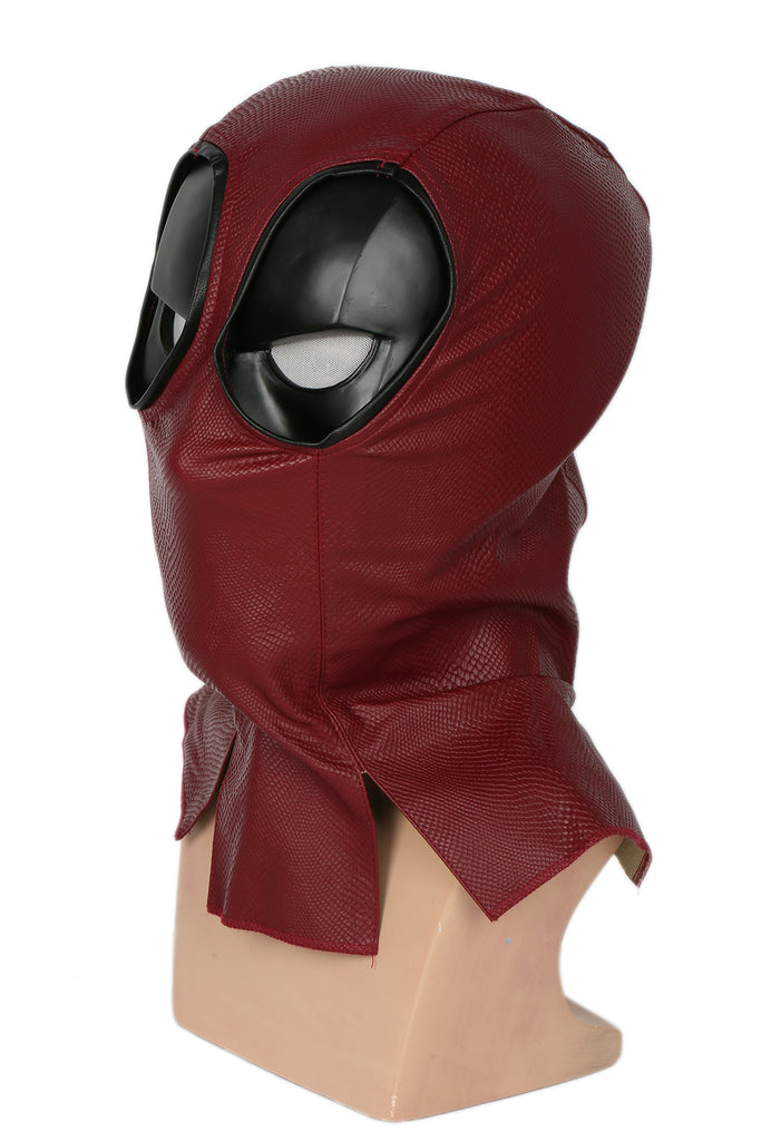 xcoser-de,Xcoser Cosplay Deadpool Film Vasion Latex Vollkopf Wade Maske Helm,Deadpool Maske
