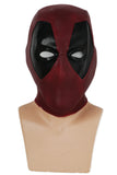 Deadpool Maske Film Version Latex Kopf Gesicht Helm - Xcoser
