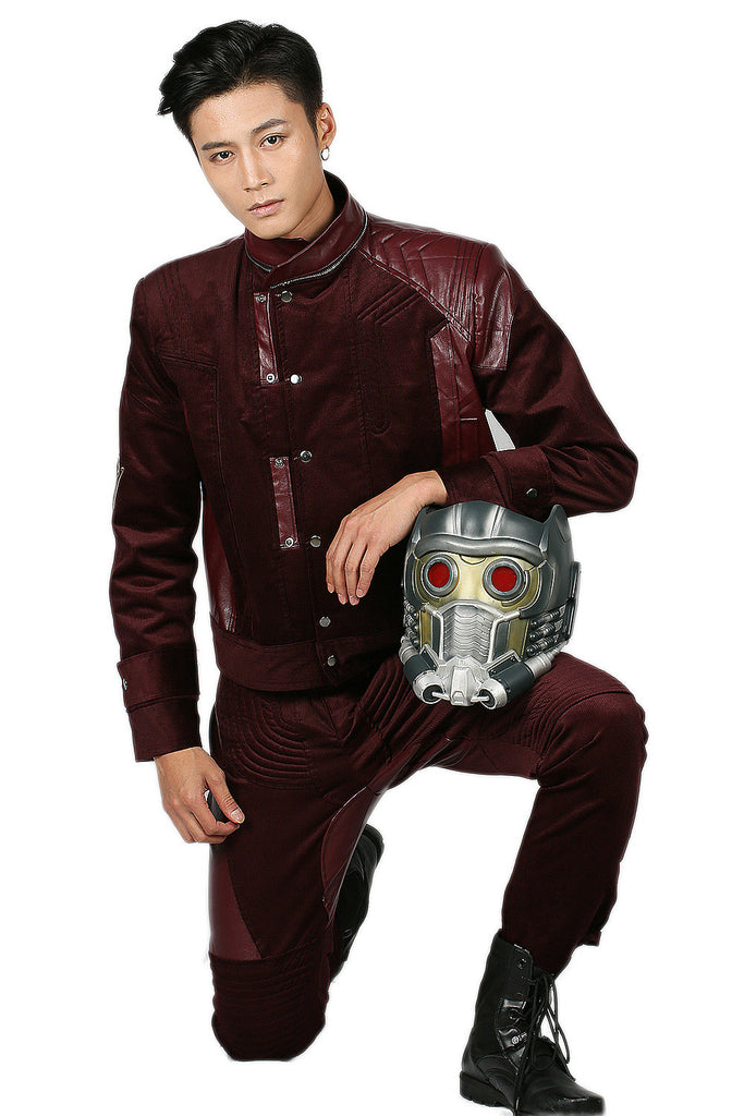 xcoser-de,Star Lord Kostüm Guardians of the Galaxy Vol. 2 Cosplay Kleidung 2017,Star Lord Kostüm
