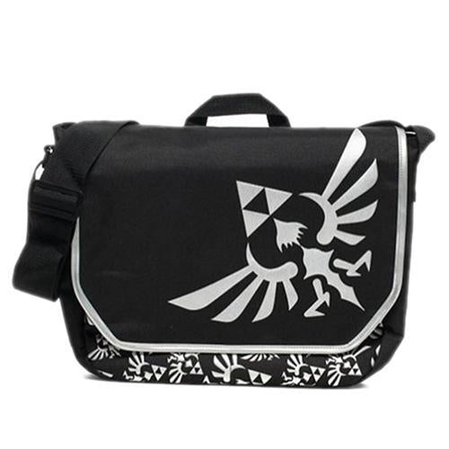xcoser-de,Fashion Zelda Bag The Legend of Zelda Logo School Bag For Sale,Game Cosplay,Themes