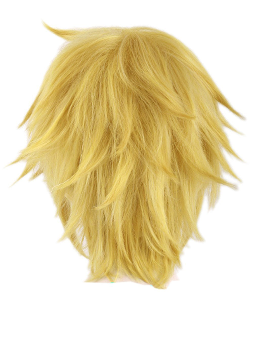 xcoser-de,Link Wig Link Legend of Zelda Cosplay Wig Short Yellow Cosplay Wig,Themes,Accessories