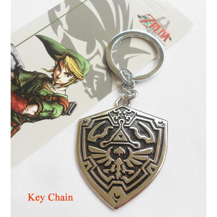 xcoser-de,Link Shield Necklace The Legend of Zelda Shield Necklace Cosplay Costume,Game Cosplay,Themes