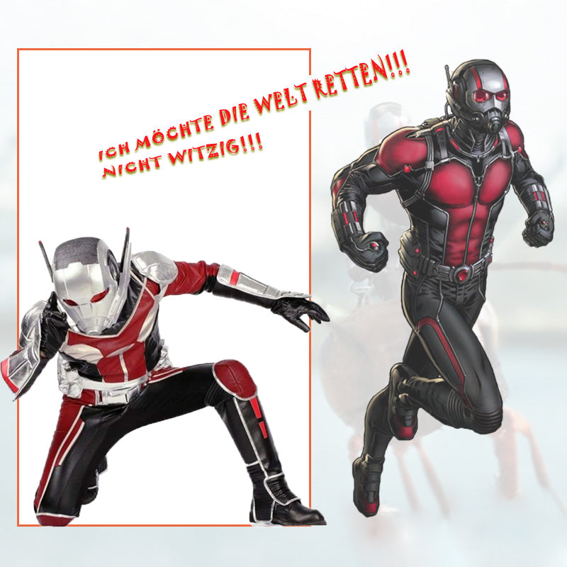 Xcoser® Ant-man Inside Page Cover