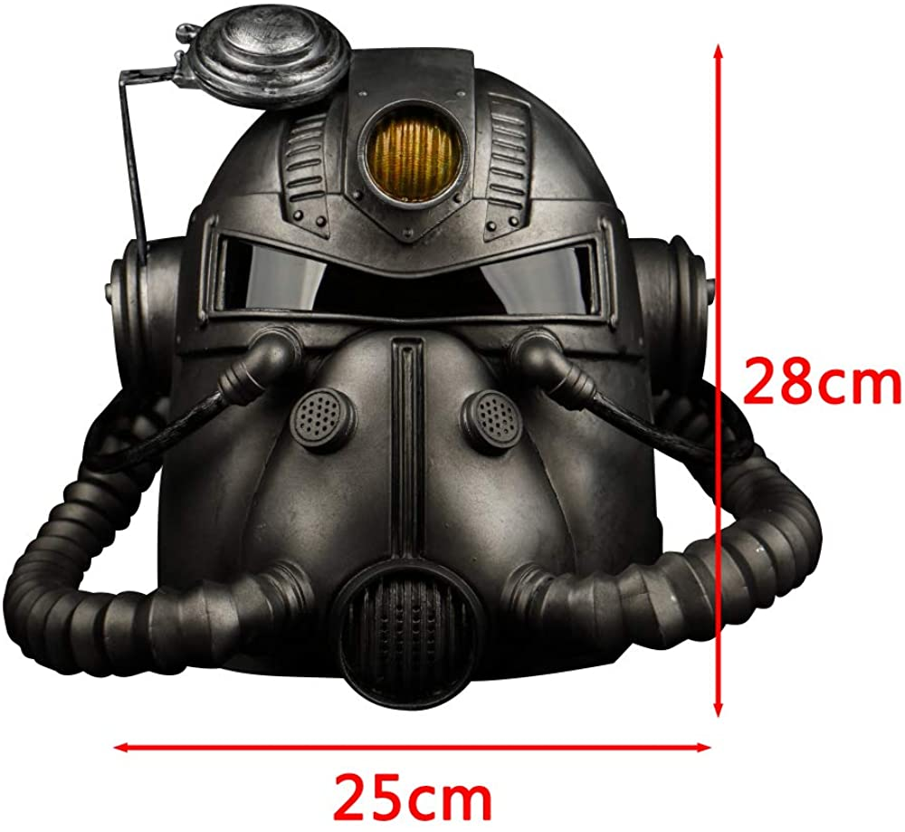 Xcoser Fallout 4 T-51 Power Armor Cosplay 1:1 Helmkopie