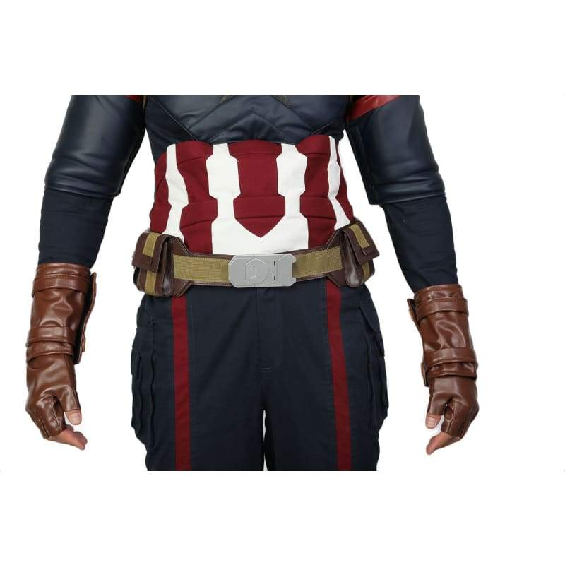 xcoser-de,Avengers Alliance 3 Captain America Cosplay Belt Xcoser,Props