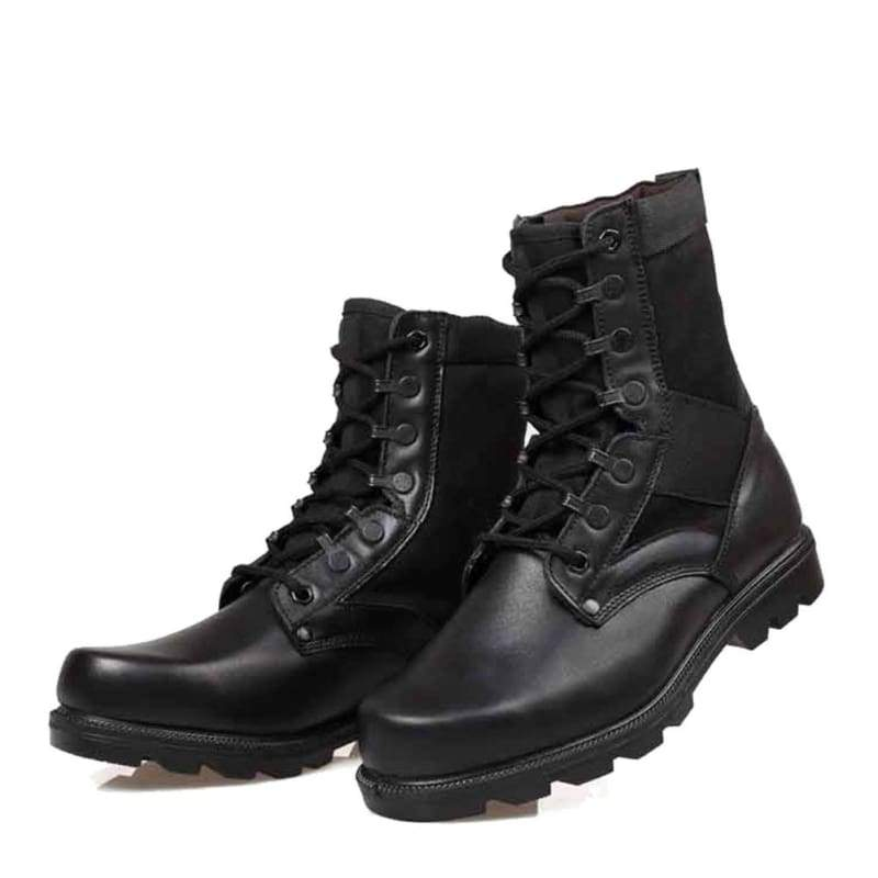 xcoser-de,Bane Boots Black PU Fashion Men's Shoes,Boots