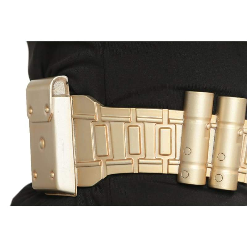 xcoser-de,Batman Belt Two Versions Belt Cool Belt for Batman Cosplay,Props