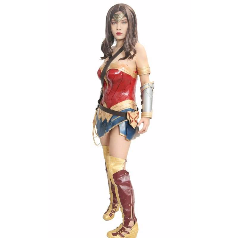 xcoser-de,Batman v Superman: Dawn of Justice Wonder Woman Costume Cosplay Costume,Costumes