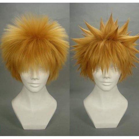 xcoser-de - Bleach Kurosaki Ichigo Cosplay Wig - Wigs - vendor-unknown