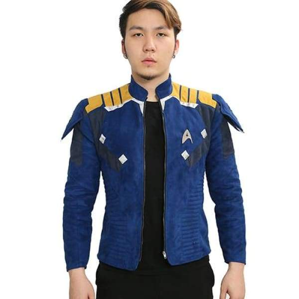xcoser-de,Captain Kirk Jacket for Star Trek:Beyond Costume Cosplay,Costumes