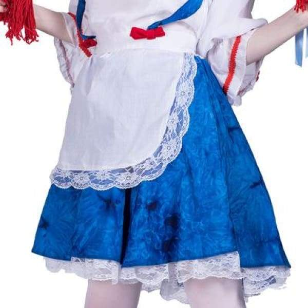 xcoser-de,Carnival Anime Cosplay Party Dress Love Doll Costume for Adults Women,Costumes