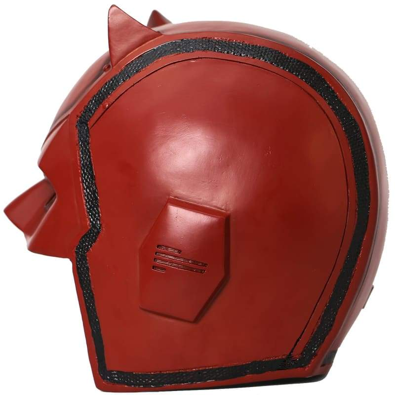xcoser-de,Daredevil Mask for Sale Marvel Matt Murdock Cosplay Helmet Brand New Red PVC For Adult Two Version,Helmet