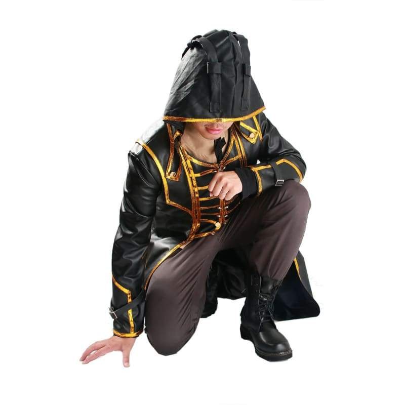 xcoser-de,Dishonored Corvo Attano Cosplay Costume,Costumes