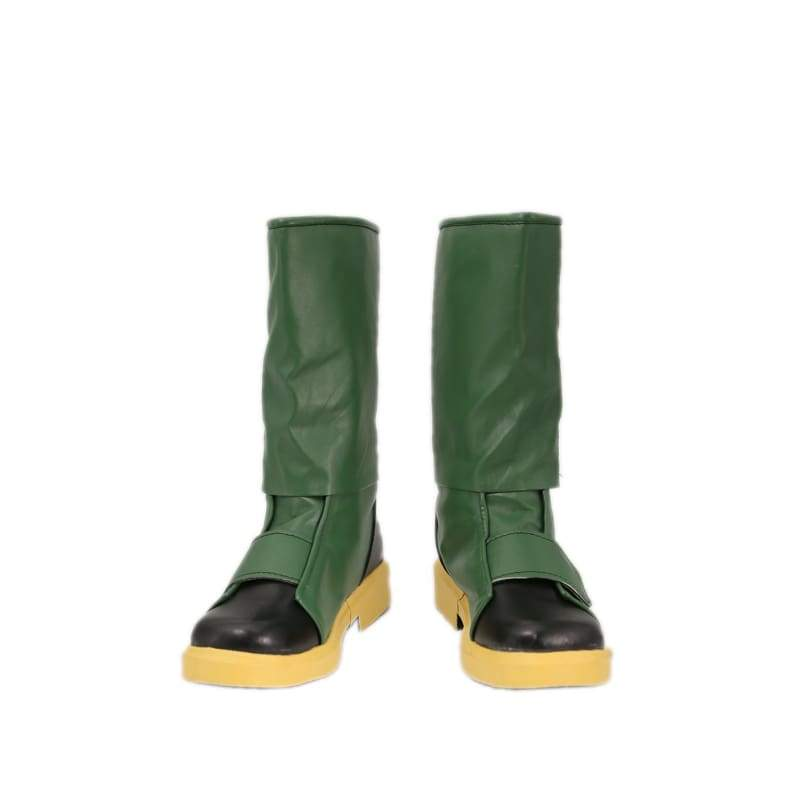 xcoser-de,Dragon Ball Bulma Cosplay Shoes,Boots