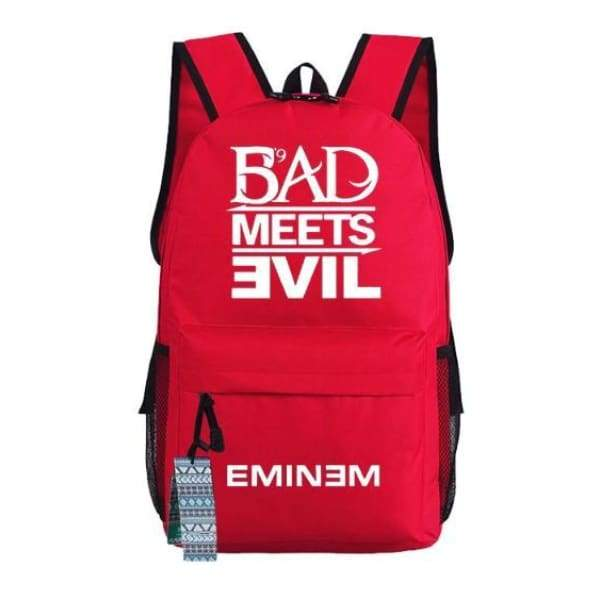 xcoser-de,Eminem Related Backpack for Daily Life Oxford Cloth,Others