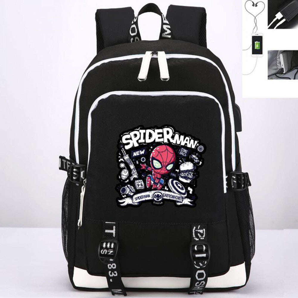 xcoser-de,XCOSER Spider-Man: Far From Home Spider Man Backpack,Spider-Man