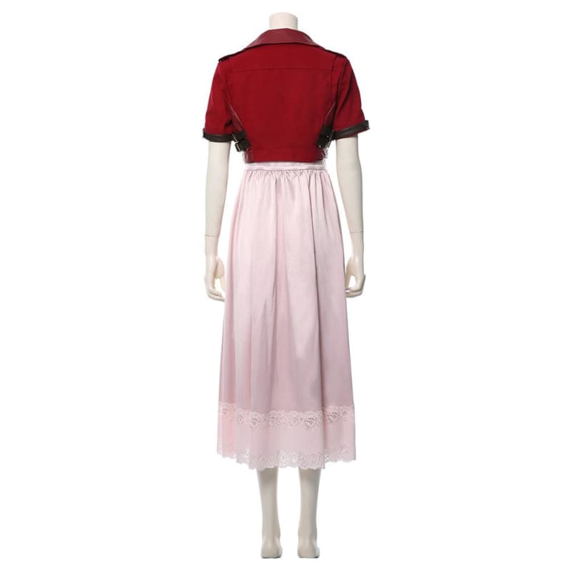Final Fantasy Vii Remake Aerith Gainsborough Cosplay Costume - Costumes 4