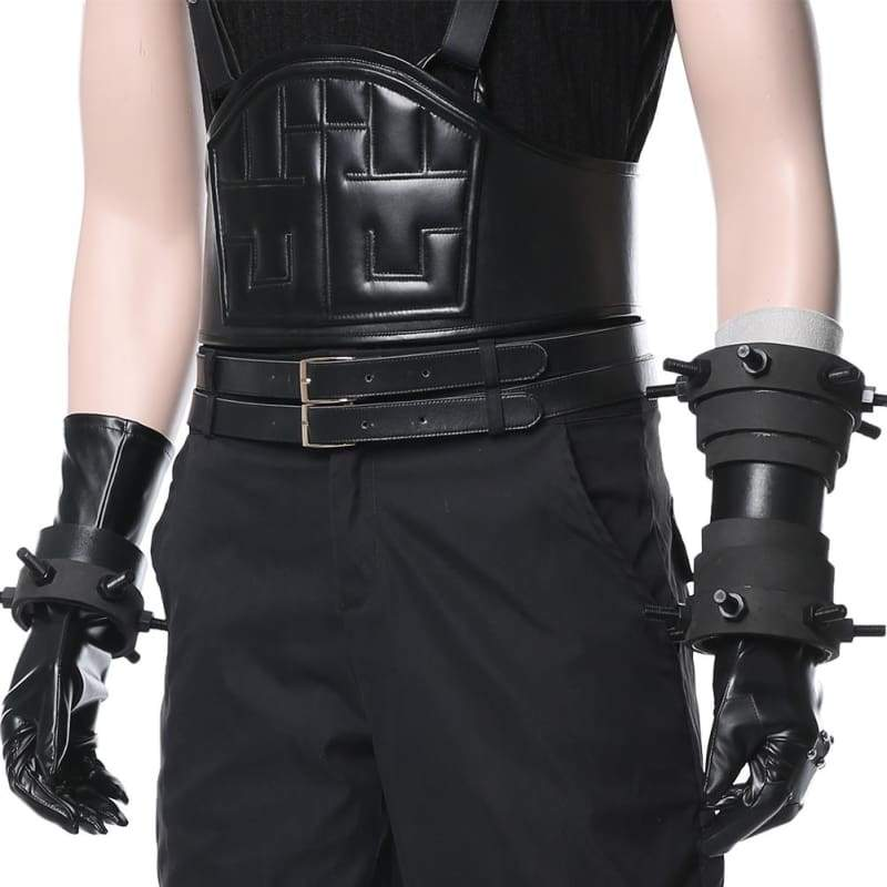 Final Fantasy Vii Remake Cloud Strife Cosplay Costume - Costumes 9