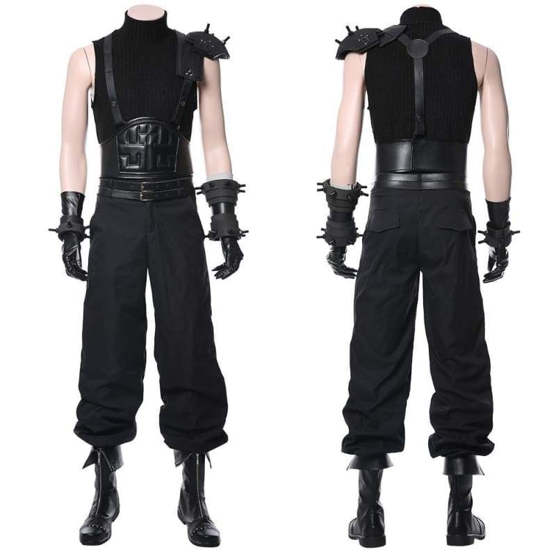 Final Fantasy Vii Remake Cloud Strife Cosplay Costume - Costumes 12