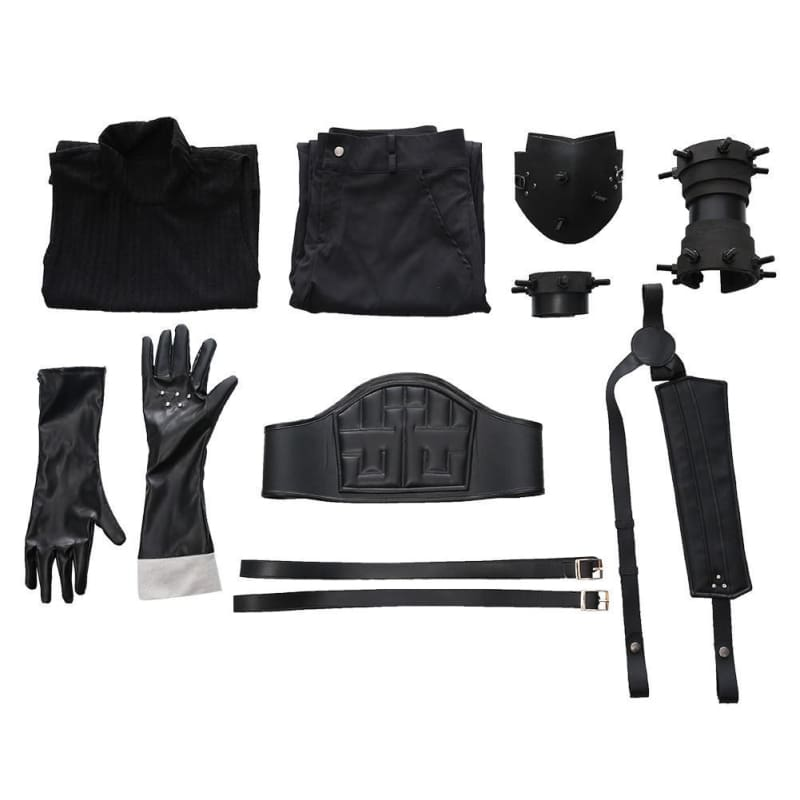 Final Fantasy Vii Remake Cloud Strife Cosplay Costume - Costumes 11