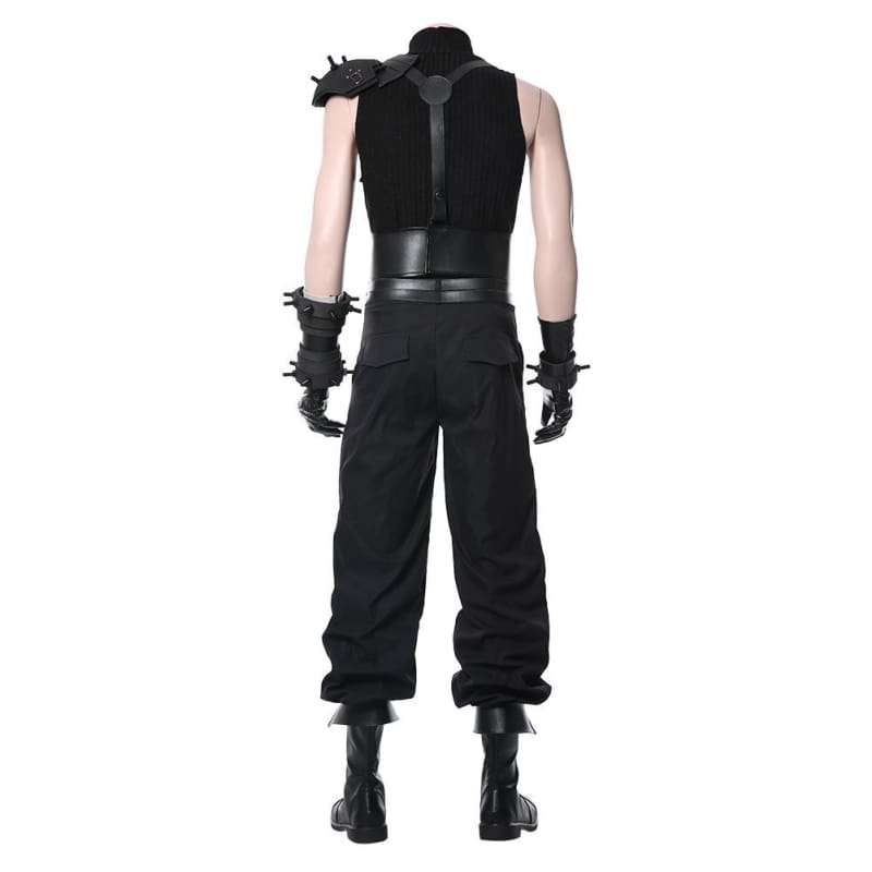 Final Fantasy Vii Remake Cloud Strife Cosplay Costume - Costumes 3