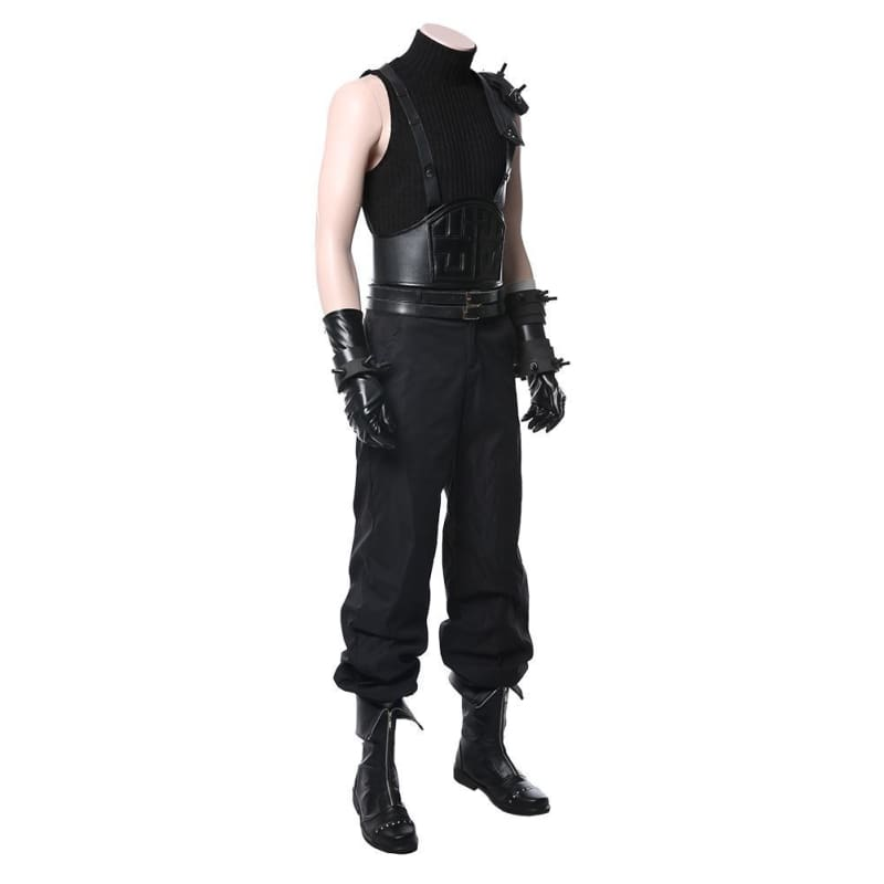 Final Fantasy Vii Remake Cloud Strife Cosplay Costume - Costumes 4