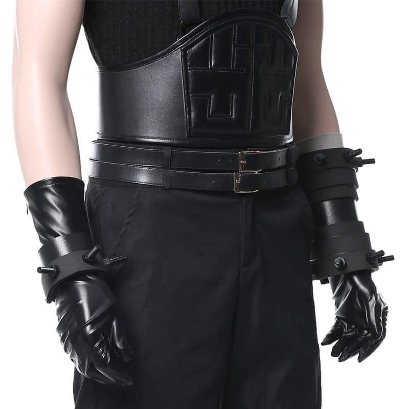 Final Fantasy Vii Remake Cloud Strife Cosplay Costume - Costumes 10