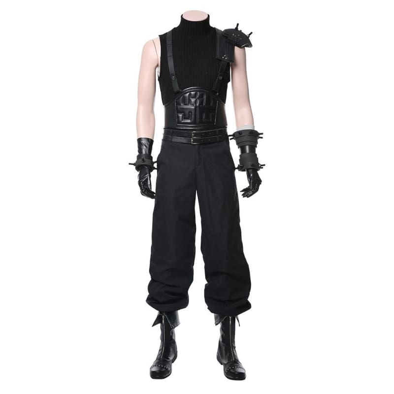 Final Fantasy Vii Remake Cloud Strife Cosplay Costume - Male / Xs - Costumes 1