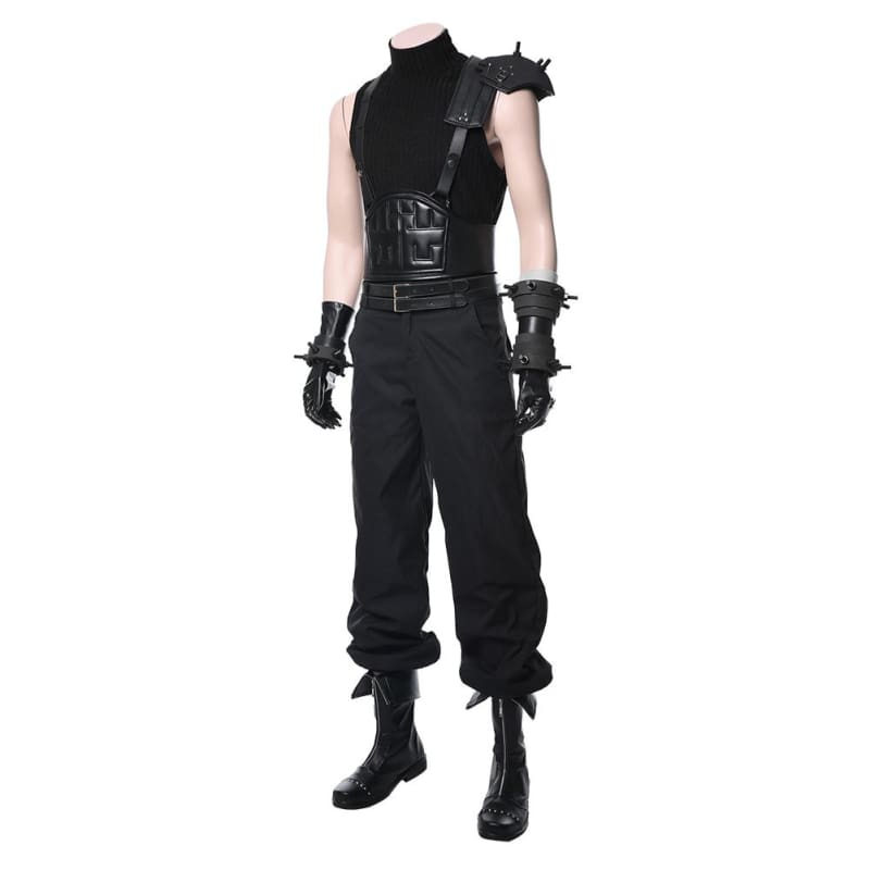 Final Fantasy Vii Remake Cloud Strife Cosplay Costume - Male / Xxl - Costumes 2