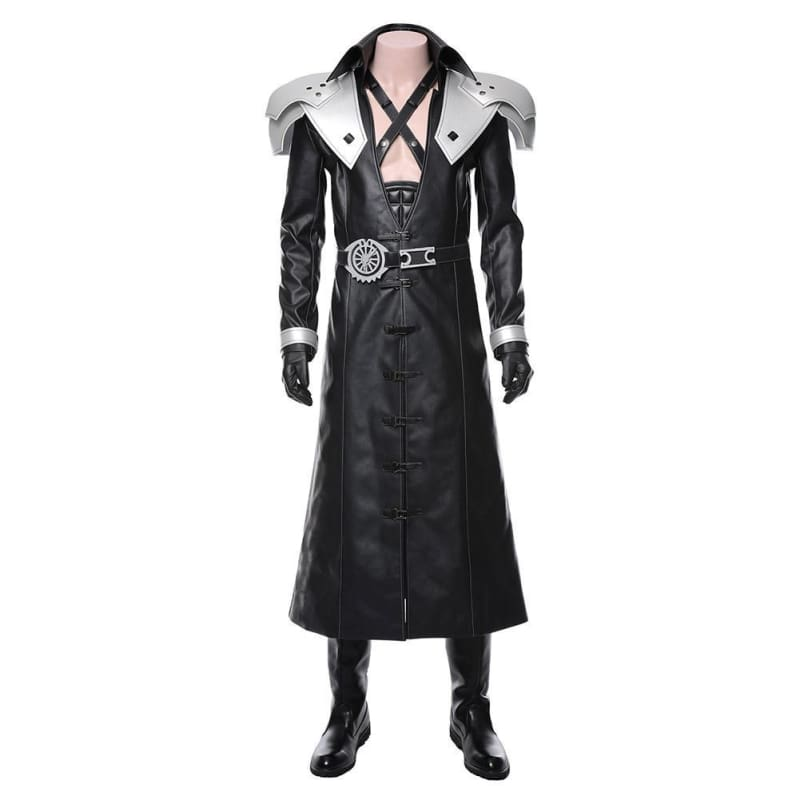 Final Fantasy Vii Remake-sephiroth Suit Costume Cosplay - Xs - Costumes 1