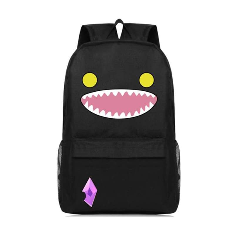 xcoser-de,Final Fantasy XIV Miqo te black oxford backpack cosplay accessory,Others