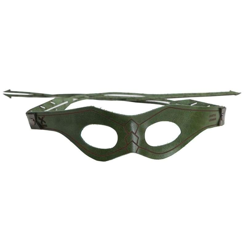 xcoser-de,Green Arrow Maske Oliver Queen Cosplay Maske,Maske