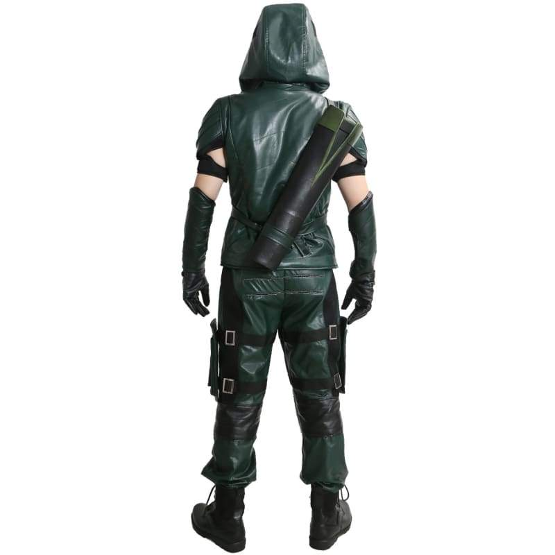 xcoser-de,Green Arrow Quiver Arrow Cosplay Props,Costumes