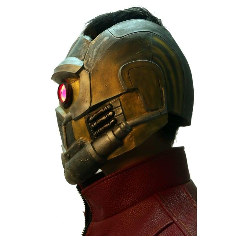 xcoser-de,Guardians of the Galaxy Star Lord Mask For Men Adult Sale 2018,Mask