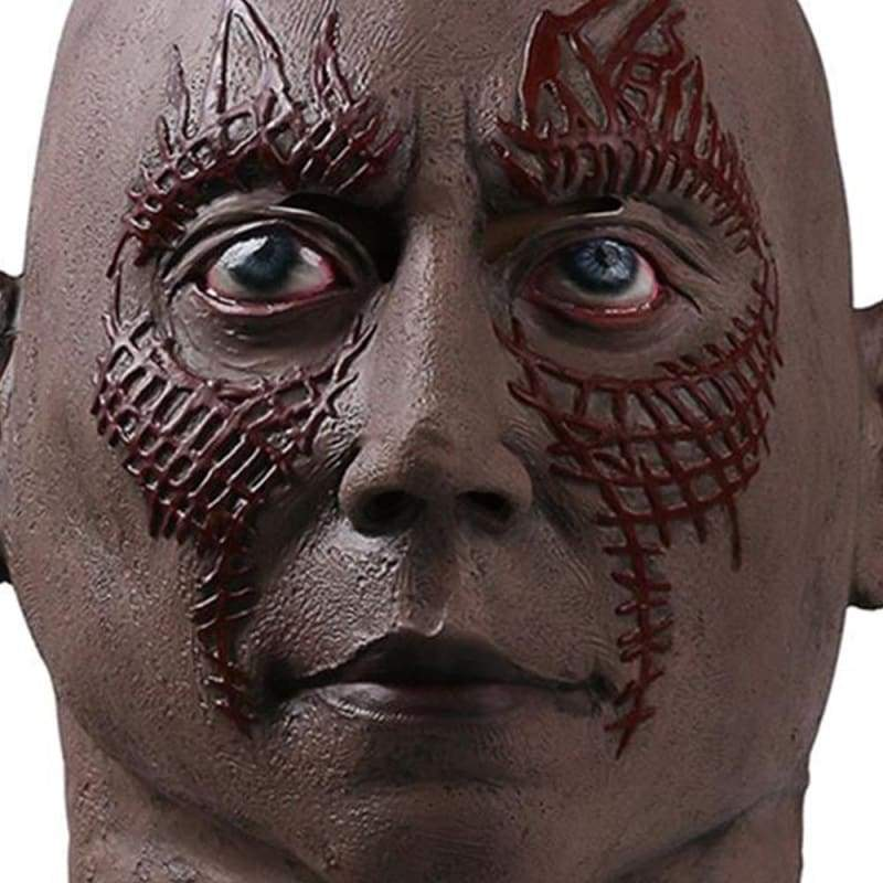 xcoser-de,Guardians of the Galaxy Vol. 2 Drax the Destroyer Cosplay Maske,Mask