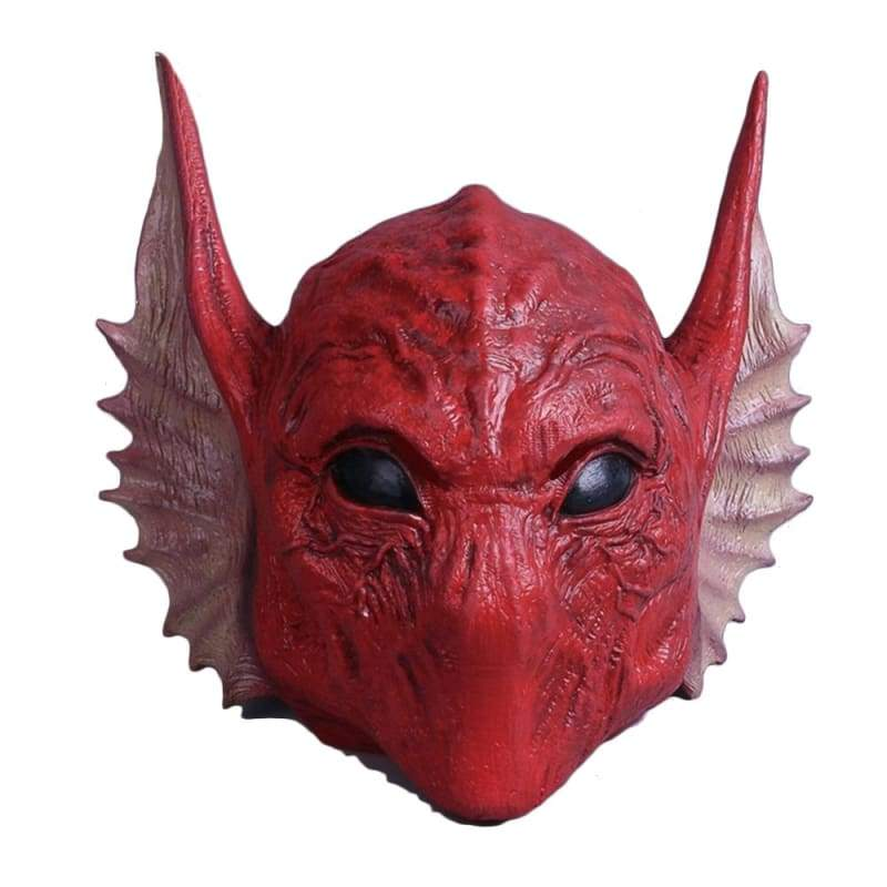 xcoser-de,Guardians of the Galaxy Vol. 2 Snake Alien Cosplay Mask,Mask