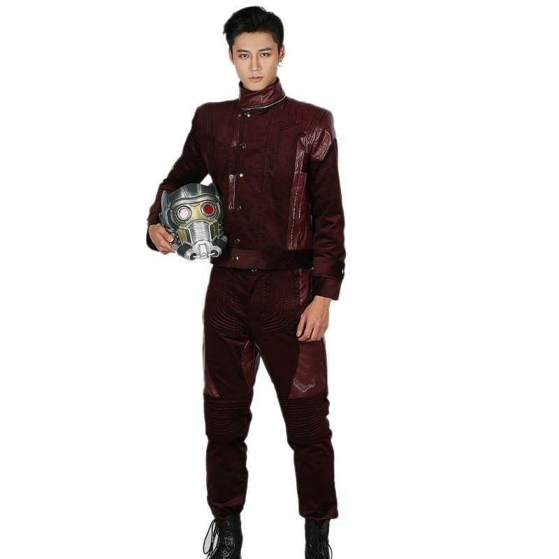 xcoser-de,Guardians of the Galaxy Vol. 2 Star Lord Costume,Costumes