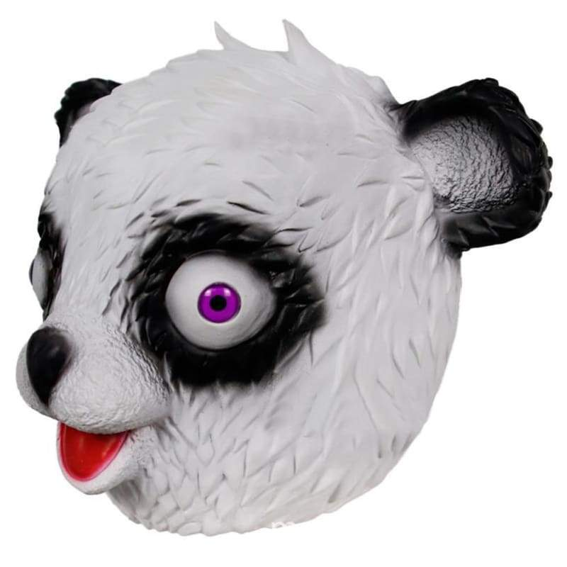 xcoser-de,Halloween Cosplay Fortnite White Bear Mask,Mask