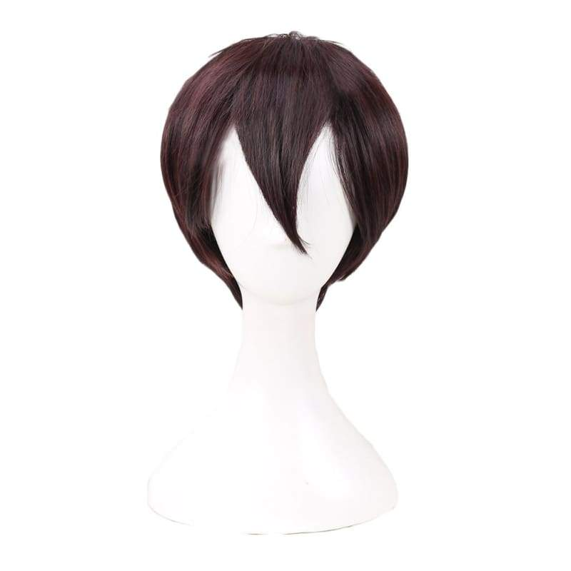 xcoser-de,Halloween Cosplay Over The Garden Wall Wirt Brown Wig Cosplay Accessory,Wigs