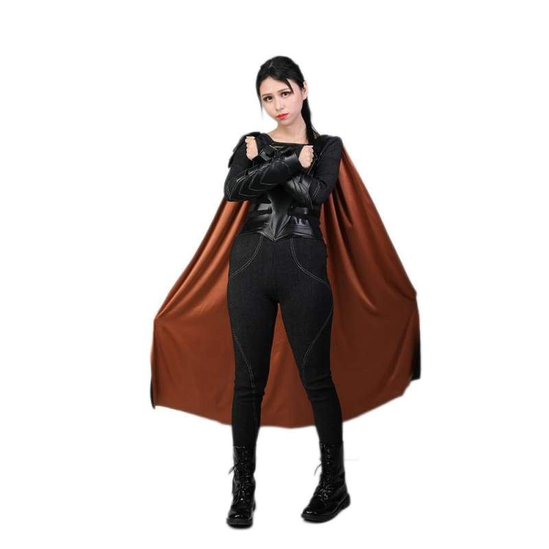 xcoser-de,Halloween Cosplay XCOSER Supergirl Season 3 Cosplay Reign Full Set Cosplay Costume,Costumes