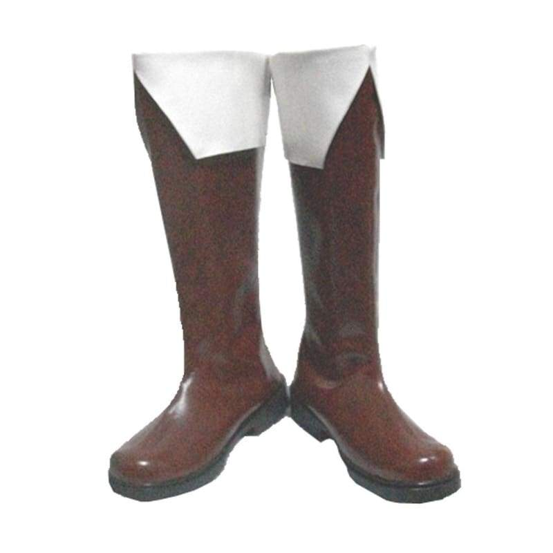 xcoser-de,Hetalia France Cosplay Axis Powers Hetalia France North Italy Cosplay PU Boots,Boots