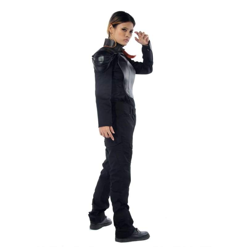 xcoser-de,Katniss Costume The Hunger Games Cosplay Costume,Costumes
