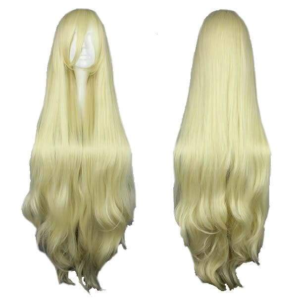 xcoser-de,Kozakura Mari Cosplay Wigs Kagerou Project Marry Perma-long Wig,Wigs