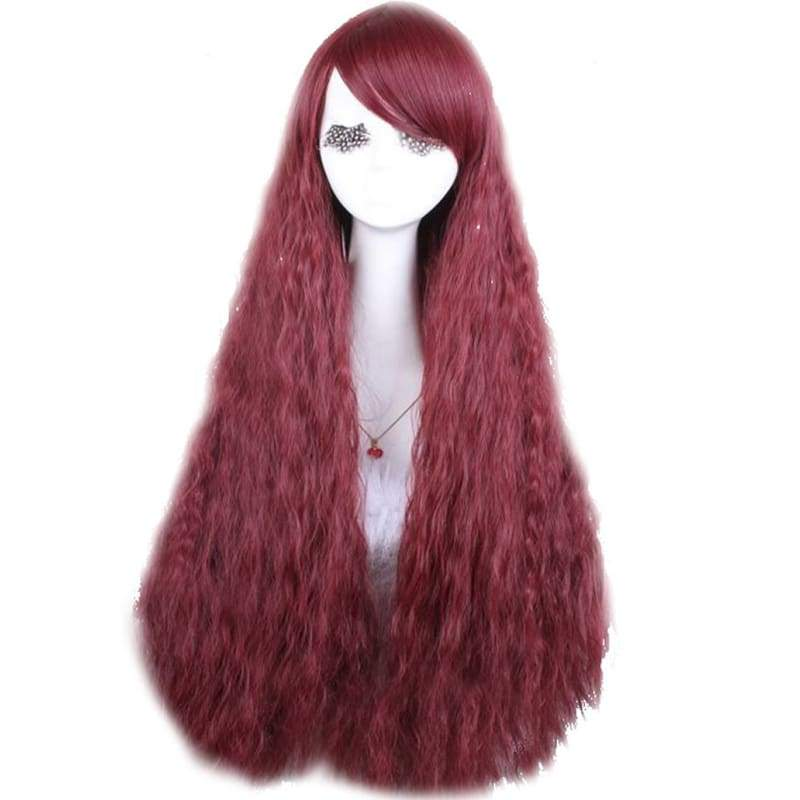 xcoser-de,Lolita Wigs Lolita Cosplay Beautiful Long Curly Wig Various Style Wig,Wigs