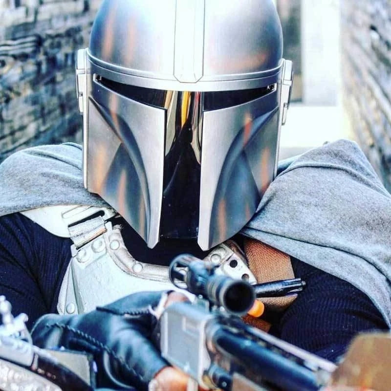 Xcoser - Star Wars The Mandalorian - Cosplay Armor Helmet