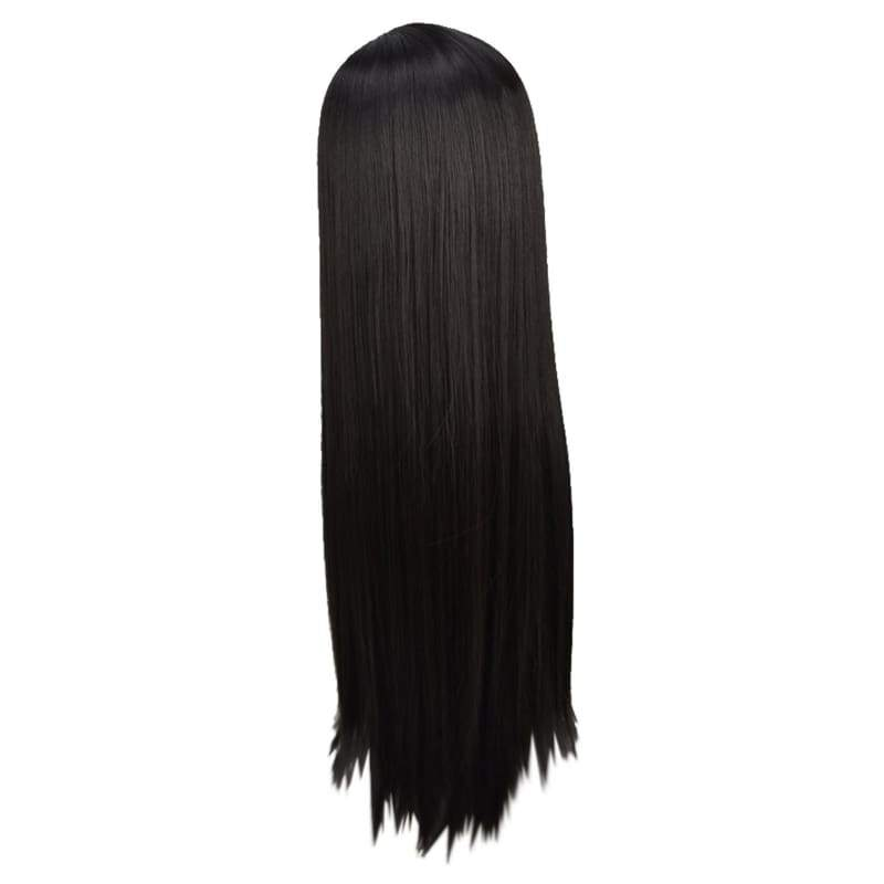 xcoser-de,Pocahontas Wig Disney Pocahontas India Princess Cosplay Long Straight Black Wig Halloween Costume Wig,Wigs